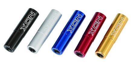 XON koncovka brzd.bowdenu XCS-22A černá box 100/ks cena za kus