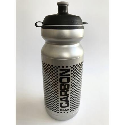 Zefal lahev 161 0.6 stříbrná carbon