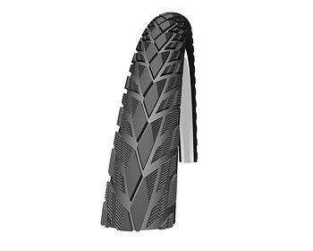 Schwalbe plášť Energizer Plus Tour 40-622 GreenGuard černá+reflexní pruh